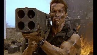 Commando 1985 Film view on youtube.com tube online.