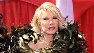 Joan Rivers Hit With Nasty Internet Comments While Hospitalized - WSJDIGITALNETWORK