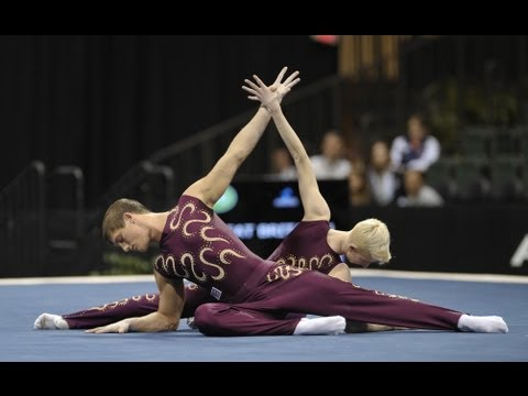 2012 WORLD CHAMPIONSHIPS - Acrobatic Gymnastics - Qualifications (Part 3)