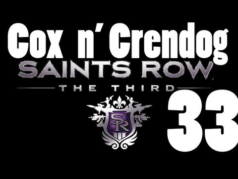 Saints Row the Third Part 33 Cybering with Kinzie
