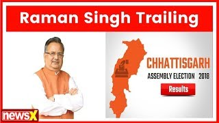 Chhattisgarh Result 2018: Early Trends Show Raman Singh Trailing - NEWSXLIVE