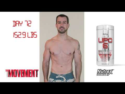 LIPO-6 Unlimited 90-Day Challenge - Jason Itri