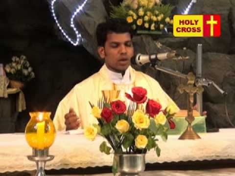 Holy Cross Tv Daily Catholic Tamil Mass-07-05-2014