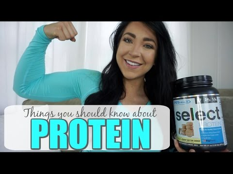 PROTEIN: What Is It, How Much You Need for Muscle Growth, & More!