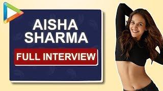 Aisha Sharma's super engaging interview on Satyamev Jayate, SRK and Neha Sharma - HUNGAMA