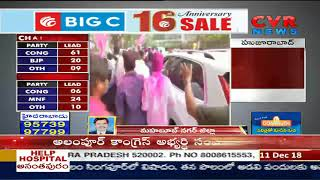 Revanth Reddy & DK Aruna Lost   Telangana Elections Results 2018   CVR News - CVRNEWSOFFICIAL