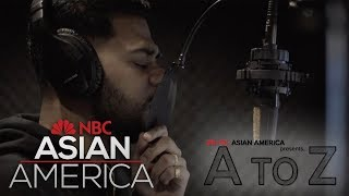 A To Z 2018: Anik Khan Lived Out Of A Suitcase While Building A Music Career | NBC Asian America - NBCNEWS