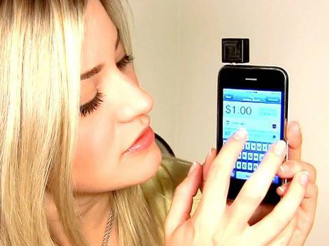 SQUARE REVIEW! Credit card payments on your iPhone