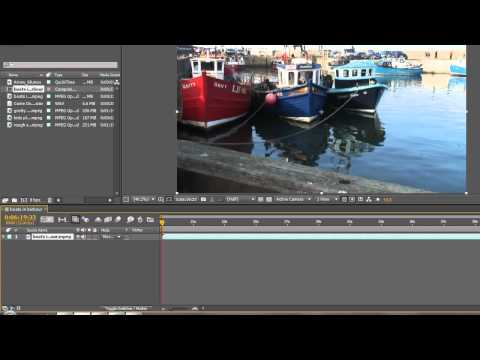 AE Basics 3: Creating Compositions in Adobe After Effects