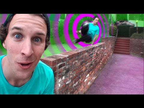 LAZY VAULT & THIEF VAULT TUTORIAL ( Beginner Parkour ) - Jesse La Flair