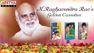 K.Raghavendra Rao Telugu Hit Songs || Golden Cassettes Jukebox - ADITYAMUSIC