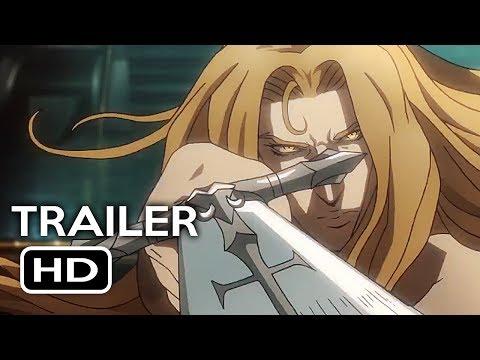 """Trailer """"Castlevanii"""" jest ciekawie zrealizowany. Ciekawe jakie będzie samo anime..."""