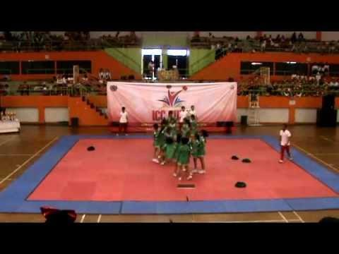GOLDENT ANTS (SMA 1 Tangerang) | ICC CUP 2013 Jakarta | 3rd Place Rutin Bebas SMA Junior