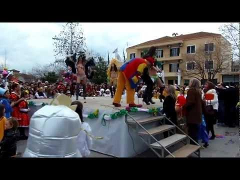 Καρναβάλι Παλαμά 2012 (1ο Βίντεο)