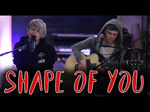 """Bars & Melody coveruje """"Shape of you"""" Eda Sheerana"""