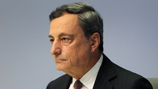 European Central Bank's Mario Draghi Signals Stimulus Commitment - BLOOMBERG