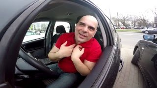 Юрий Краснов о вежливости на парковках