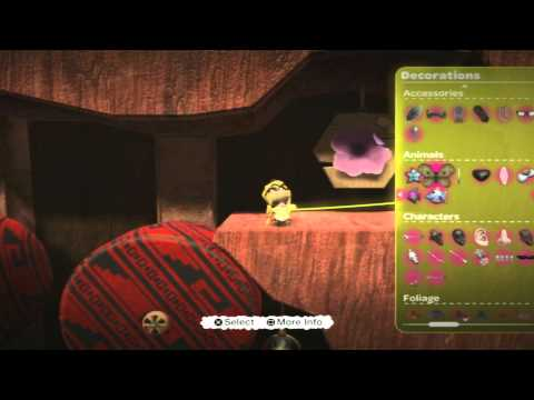 CGROverboard LITTLE BIG PLANET for PlayStation 3 Video Game Review