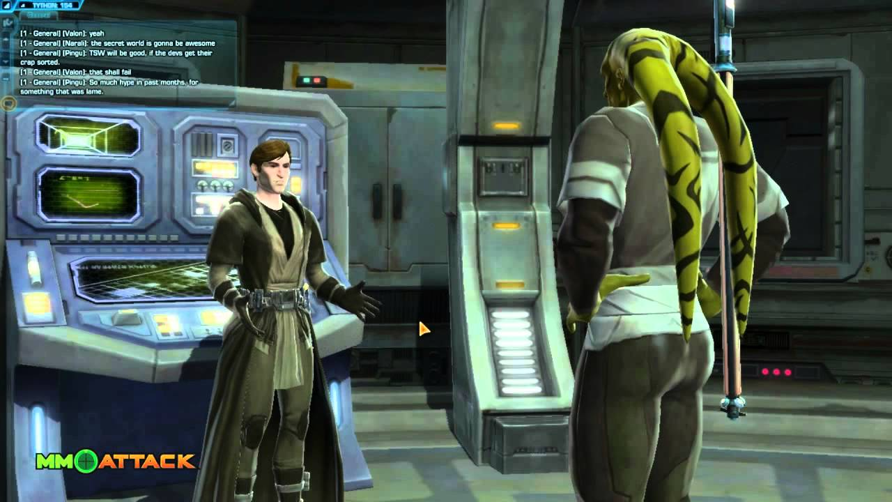 SWTOR Gameplay - 1 of 4