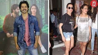 Varun Dhawan To Become An Uncle Soon? | Malaika-Amrita Chill Together In The City - ZOOMDEKHO
