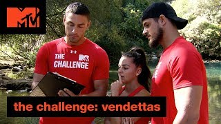 'Natalie vs. Nelson… Again' Official Sneak Peek | The Challenge: Vendettas | MTV - MTV