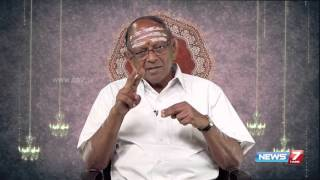 "Andrada Aanmigam 22-03-2016 ""Use opportunities promptly while conditions are favorable"" – NEWS 7 TAMIL Show"