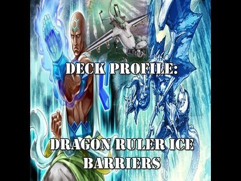 Dragon Ruler Ice Barrier Deck Profile