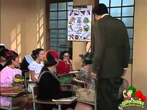 Chaves - A Escolinha do Professor Girafales (dublado)