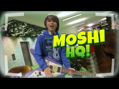 Inside Moshi Monsters HQ!