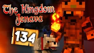 Thumbnail van [The Kingdom Jenava] #134 KONING IN DE KERKER..