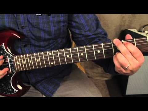 3 Doors Down - Here Without You - How to Play the Intro - Guitar Lesson tutorial