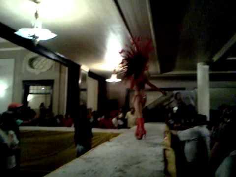 Rainha do Carnaval do Rio Grande do Sul 2012 Estaniara Costa