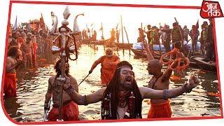 Kumbh Mela 2019: भव्य और दिव्य कुंभ की झलक - AAJTAKTV