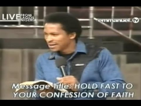 Why No Pastors Conference Has Been Held In Nigeria With TB Joshua? Emmanuel TV