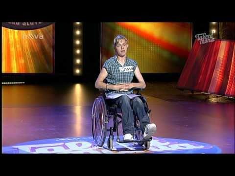 TalentMánia 2010 - Lenka Pietrová rozplakala celé publikum