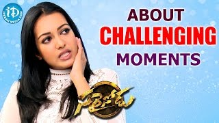 There Were Challenging Moments - Catherine Tresa || Talking Movies with iDream - IDREAMMOVIES