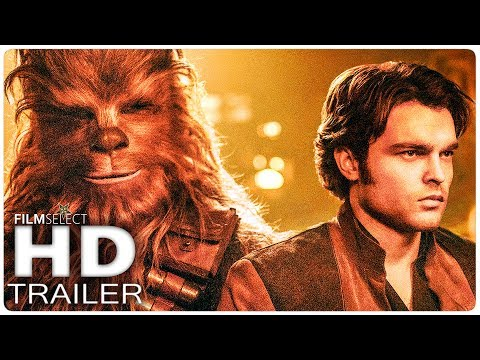SOLO A Star Wars Story: Neuer Spot + Clip (German Deutsch) 2018 - صوت وصوره لايف