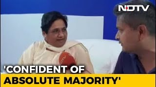 "Congress, BJP Are ""Saanpnath-Naagnath"": Mayawati On Tie-Ups After Polls - NDTV"