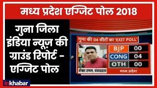 Guna district (MP) India News Ground report| Exit Polls 2018 - ITVNEWSINDIA