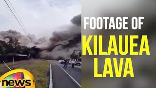Hawaii volcano eruption : SHOCKING footage of Kilauea lava reaching the Pacific Ocean | Mango News - MANGONEWS