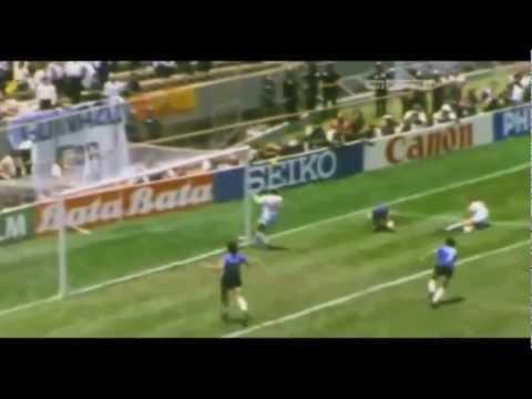 BEsT goal - MARADONA (Argentina - Inghilterra 1986)