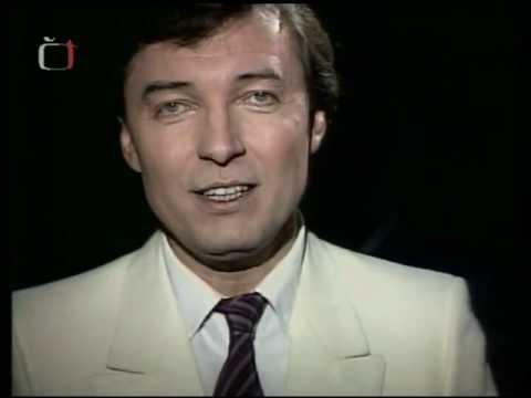 Karel Gott - Chceš dál v mém stínu stát ( 1983 ) z pořadu Přes