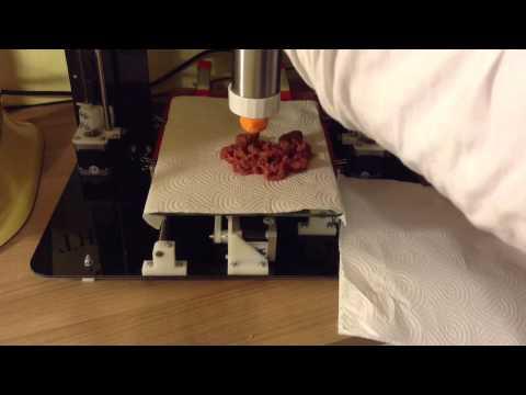 Dai dolci agli hamburger: le applicazioni della tecnologia della
