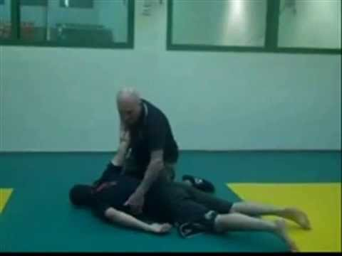 Krav Maga Compliance (Nerve Strike and Handcuffing)