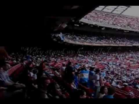 VM uttrykke oss fotball-trailer