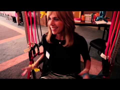 Stuck in Bed Fitness Wheelchair Demo