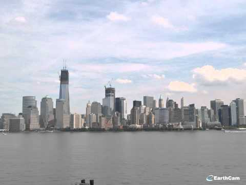 World Trade Center Commemorative Time-Lapse