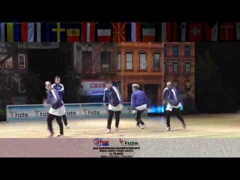 Trouble Crew - 3rd place at IDO European Championship 2014