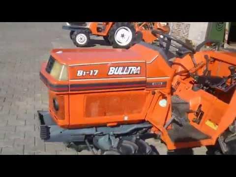 Mini traktory ogrodnicze.KUBOTA. Japońskie ciągniczki ogrodnicze. www.akant-ogrody.pl