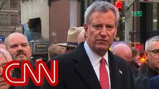 NY mayor: Attempted terrorist attack near Times Square - CNN